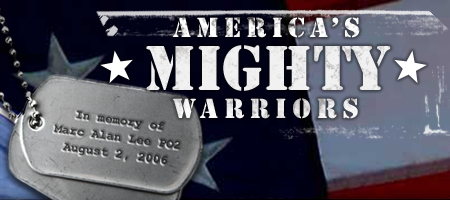 americas mighty warriors