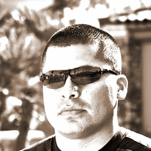 Instructor Michael Puente