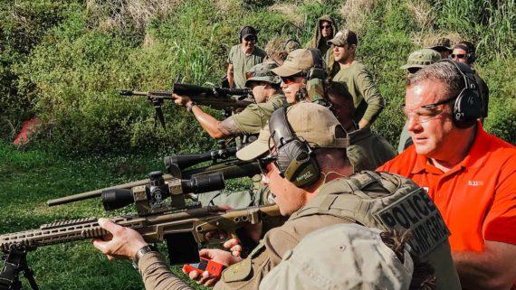 Sniper Team Leader Course