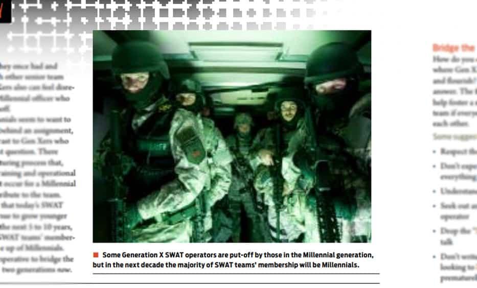 Law-Enforcement-Technology-Millenials-on-the-SWAT-Team