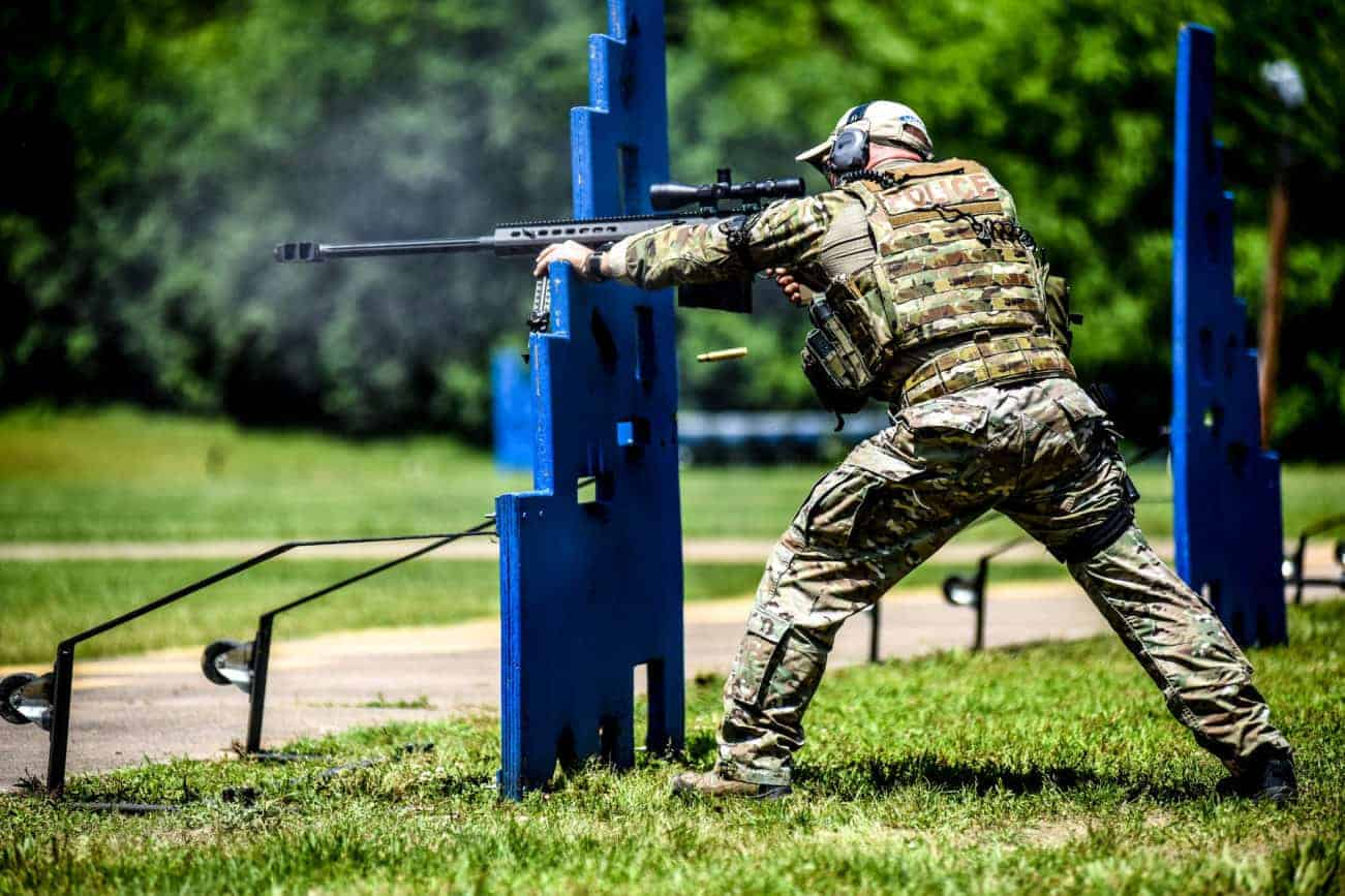 Tacflow 50 Cal Course