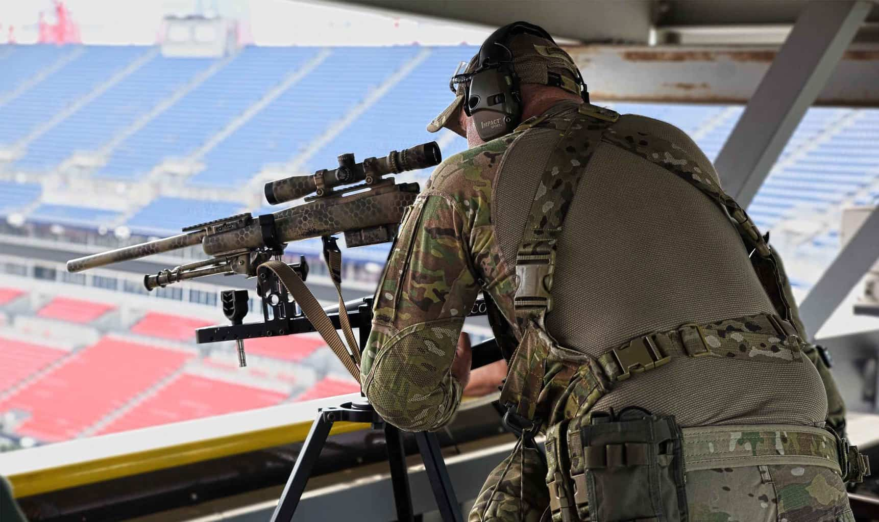 Police Sniper Response To A Public Venue Tacflow Featured Course