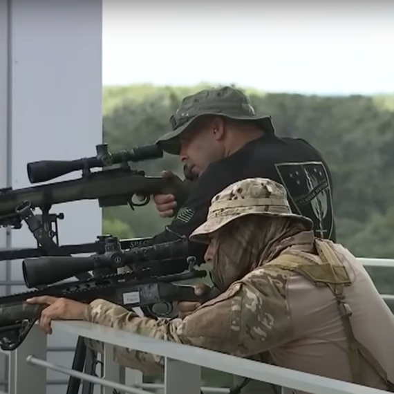 WFTV Channel 9 Video: SWAT teams practice sniper response at Camping World Stadium