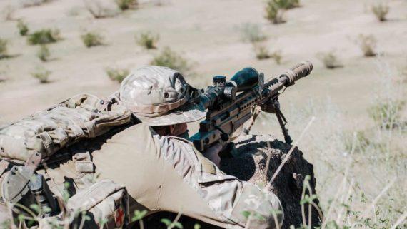 Advanced Rural Sniper Course