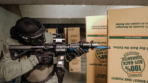 Carbine Gunfighter Course