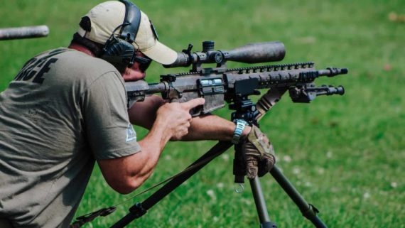 Police Sniper Tripod Utilization Course