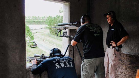 Urban Sniper Response Tactics Course